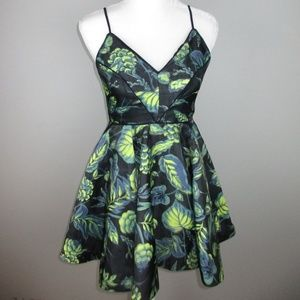 Urban Outfitters 3D Floral Dress